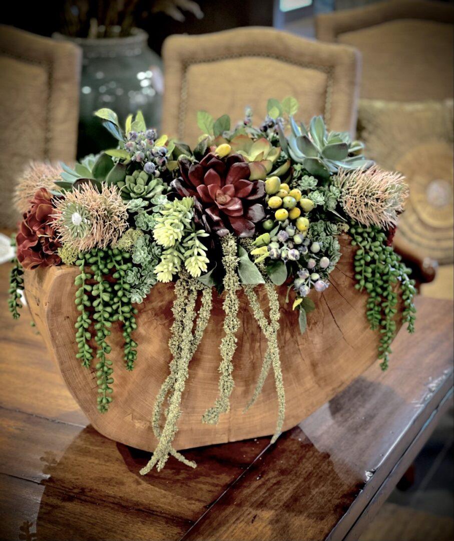 Custom Floral Unique