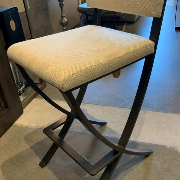 "CF Counter Stool <br> Retail $1332<br> Sale $999<br> Dimensions<br>36.5""H 21.75""D 16""W"